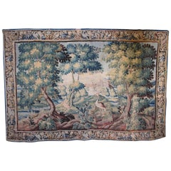 Monumental Palace-Size Flemish Tapestry