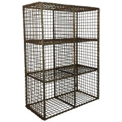 Industrial Galvanized Wire Shelf