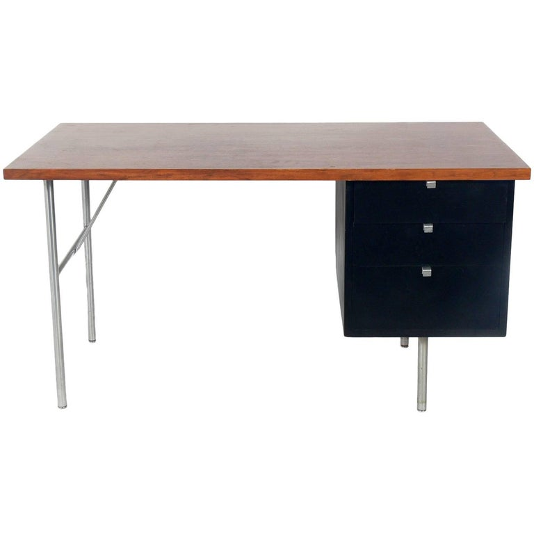 Clean Lined Desk by George Nelson for Herman Miller