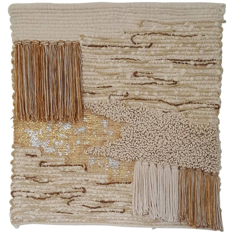 Small Neutral Wall Hanging by All Roads
