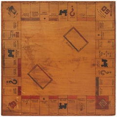 Folk Art Game Boards