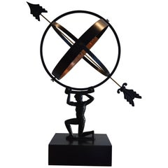 Swedish Armillary Sculpture