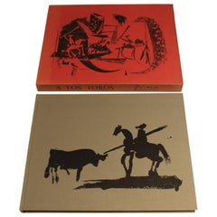 "Pablo Picasso Complete ""A Los Toros"" Sabarte and Sauret"