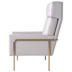 Trolley High Back Lounge Chair by Phase Design