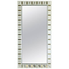 Illuminated Rectangular Mirror