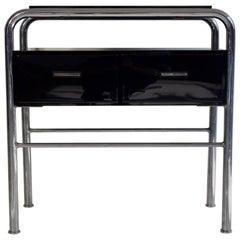 Small Bauhaus Side Table