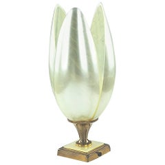Maison Rougier Table Lamp in a Mother-of-Pearl Color