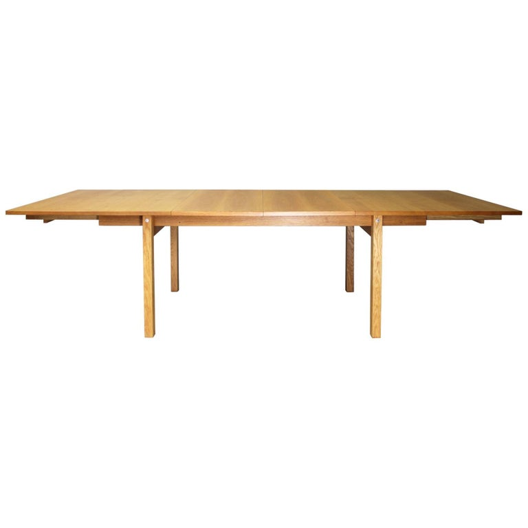 Dining Table by Hans J. Wegner, Andreas Tuck, Denmark, 1958
