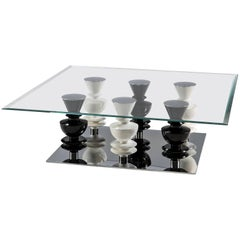 "Caterina Licitra ""Tributo a Gio Ponti"" Penguin Coffee Table"