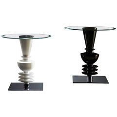 "Caterina Licitra ""Tributo A Gio Ponti"" Penguin Side Table"