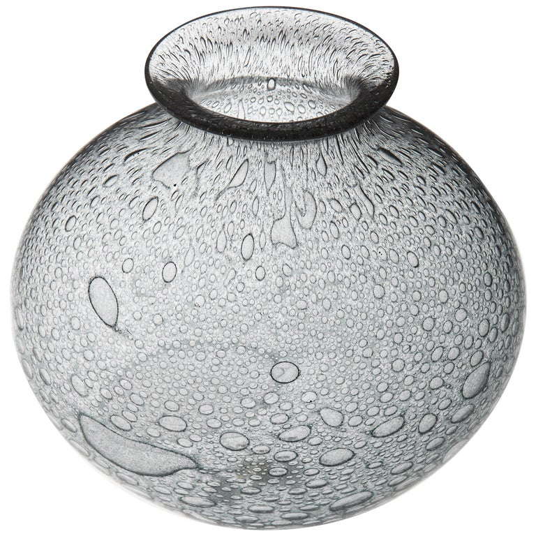 Barovier & Toso Glass Vase For Sale