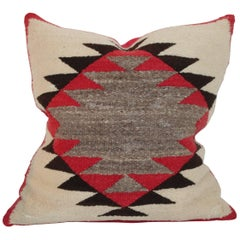 Navajo Weaving Eye Dazzler Pillow