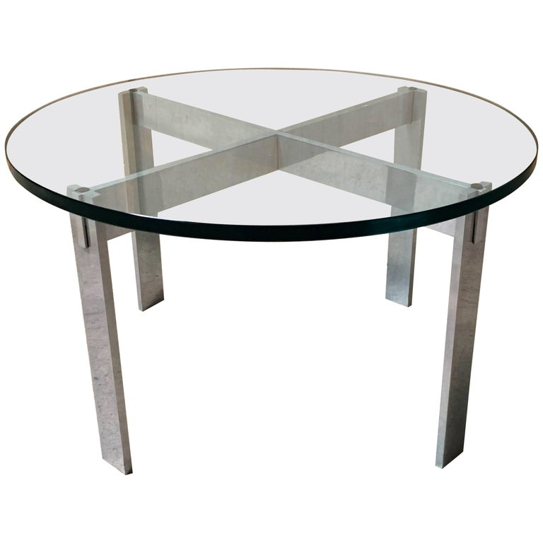 X base side table paul mayen for habitat for sale at 1stdibs for Side table base