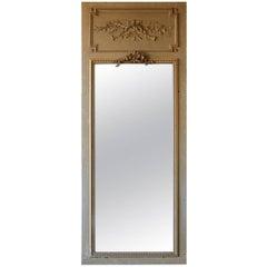 Boiserie Trumeau Mirror