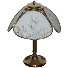 Table Lamp of the 1970s Very Elegant