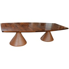 """Guaruja"" Dining Table by Jorge Zaszupin"