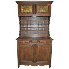 19th Century Oak Country French Cupboard