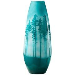 Vase Designed by Sissi Westerberg for Reijmyre, Sweden, 2017