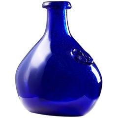 Vase Designed by Erik Höglund for Boda, Sweden, 1960s