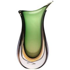 Murano Vase by Eugenia Ferro