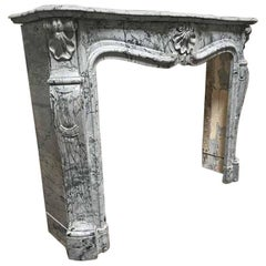 Stone Fireplaces and Mantels