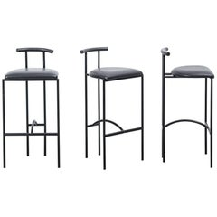 Rodney Kinsman Tokyo bar stools for Bieffeplast, Italy, 1985