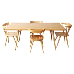 Paul McCobb Planner Group Dining Set for Winchendon Furniture