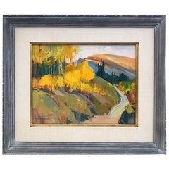Ann Templeton Painting