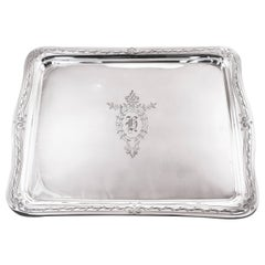 Oblong Gorham Tray