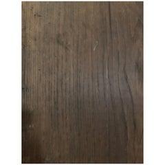 French Antique Wood Oak Flooring, 18th Century, France