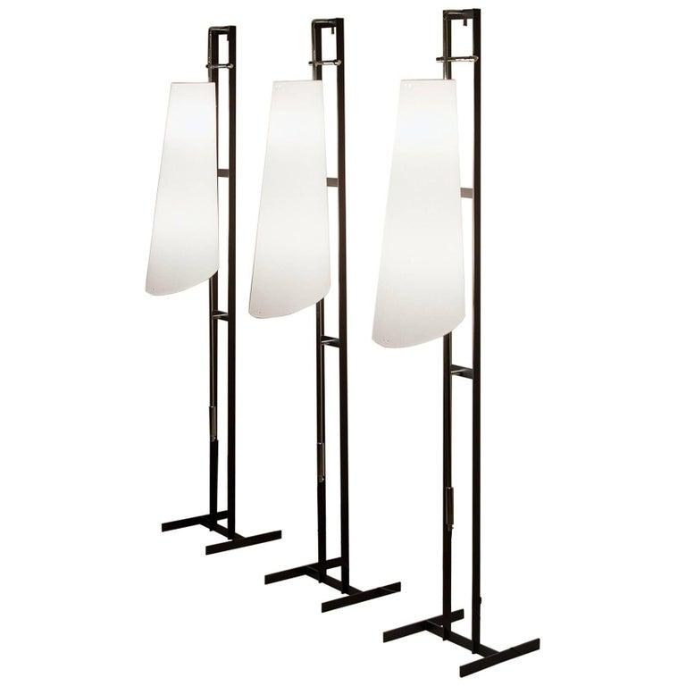 """""""Ibiza"""" Steel Standing Floor Lamp Designed by Jaume Tresserra for Dessie'"""