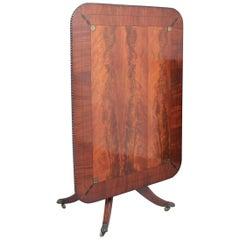 Early 19th Century Inlaid Mahogany Breakfast Table