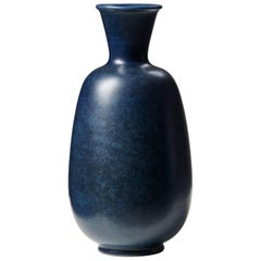 Vase Designed by Erich and Ingrid Triller for Tobo, Sweden, 1950s