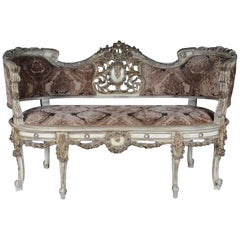 Extremely Elegant French Sofa, Louis Seize XVI