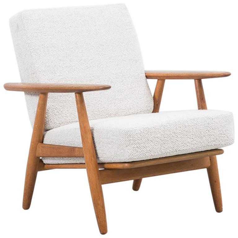Hans J. Wegner Ge240 Cigar Chair, GETAMA, Denmark, 1955