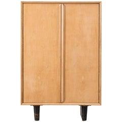 1930s Birch Ply Cabinet, De Bijenkorf, Holland, 1940s