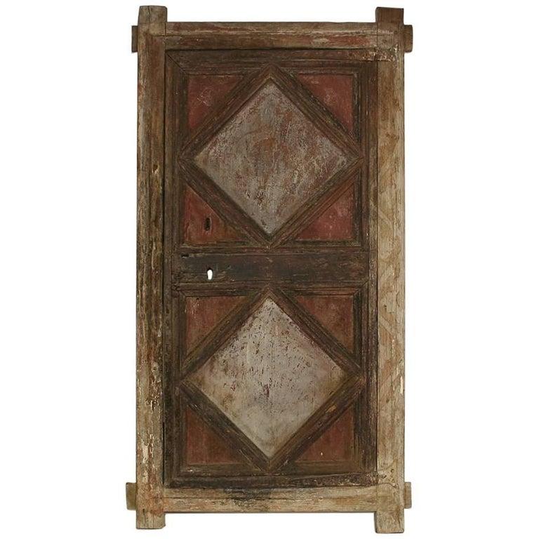 18th Century Spanish Cupboard Door