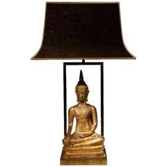 1960s Buddha Lamp