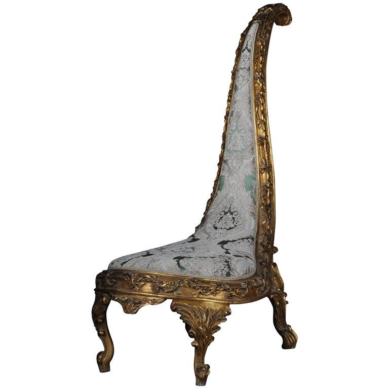 Curious Designer Chair, Unique For Sale