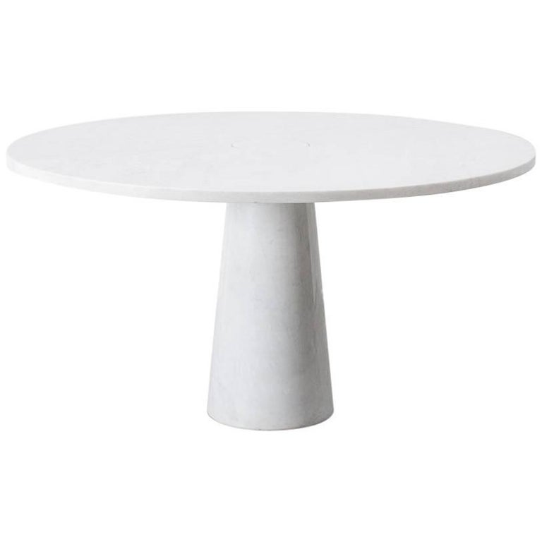 Angelo Mangiarotti Eros Dining Table, Skipper, Italy, 1970s