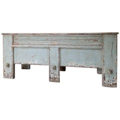 Large 18th Century French Mountain Chest Coffer