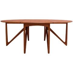 Gate-Leg Table by the danish designer Niels Kofoed