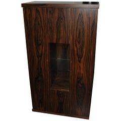 Palisander Dry Bar Cabinet
