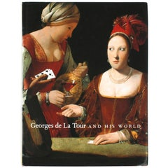 Georges de La Tour and His Works by Philip Conisbee, First Edition