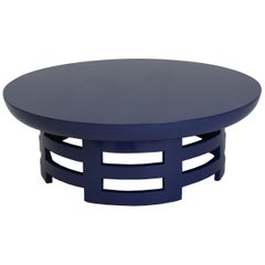 Round Kittinger Coffee Table