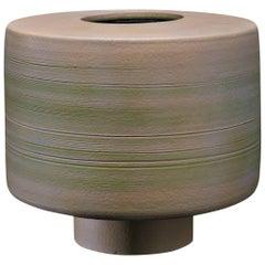 1960s Ceramic Vase by Luciano Vichi