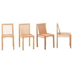 Ruud Jan Kokke Latjes Chairs, Netherlands 1984