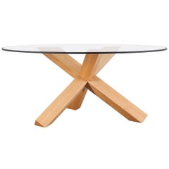 La Rotonda Dining Table by Mario Bellini for Cassina