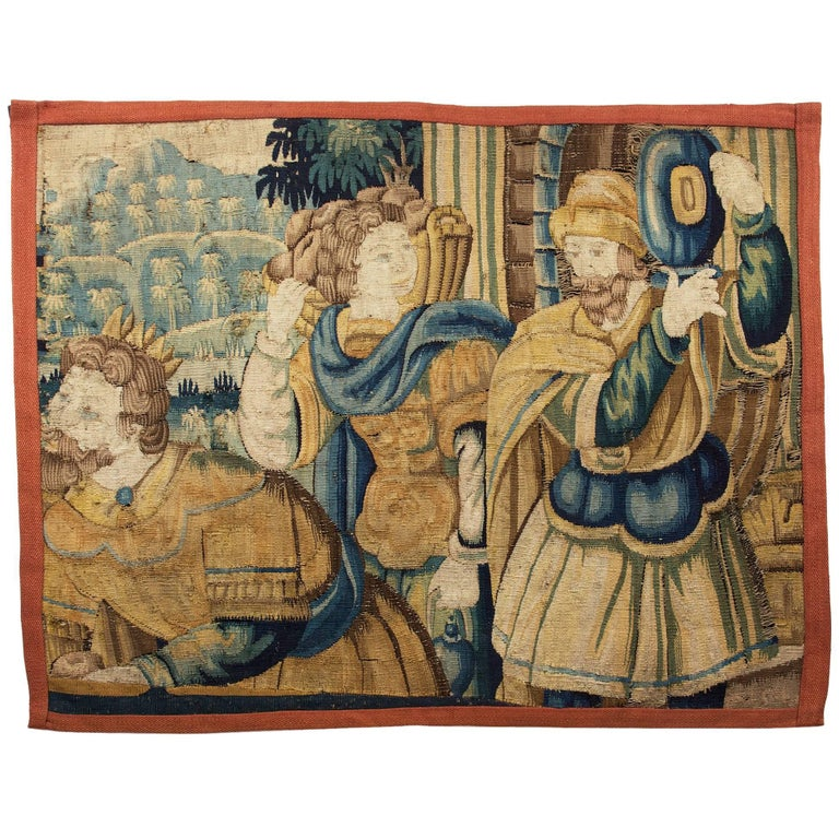 16th Century Tapestry, Brussels, circa 1600