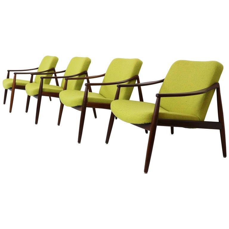 Easy-Chair by Hartmut Lohmeyer for Wilkhahn, 1956